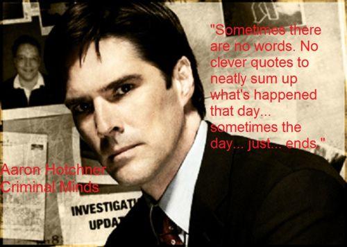 38 Best Images About Criminal Minds: Quotes & Memorable