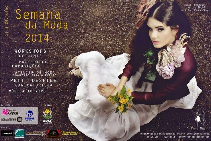 Semana da Moda de Joinville 2014 - Eu vou - Tudo combinado