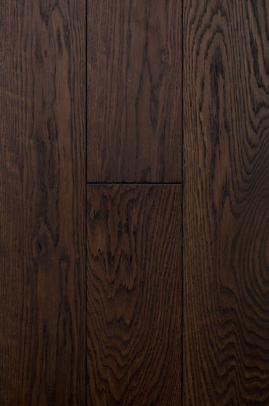 Ebony Fumed - Has a rich natural brown tone that is consistent through out the oak layer, which allows to sand the floor without affecting the tone of your floor. Making it ideal for heavy foot traffic areas where you want to maintain the beauty of the floor.