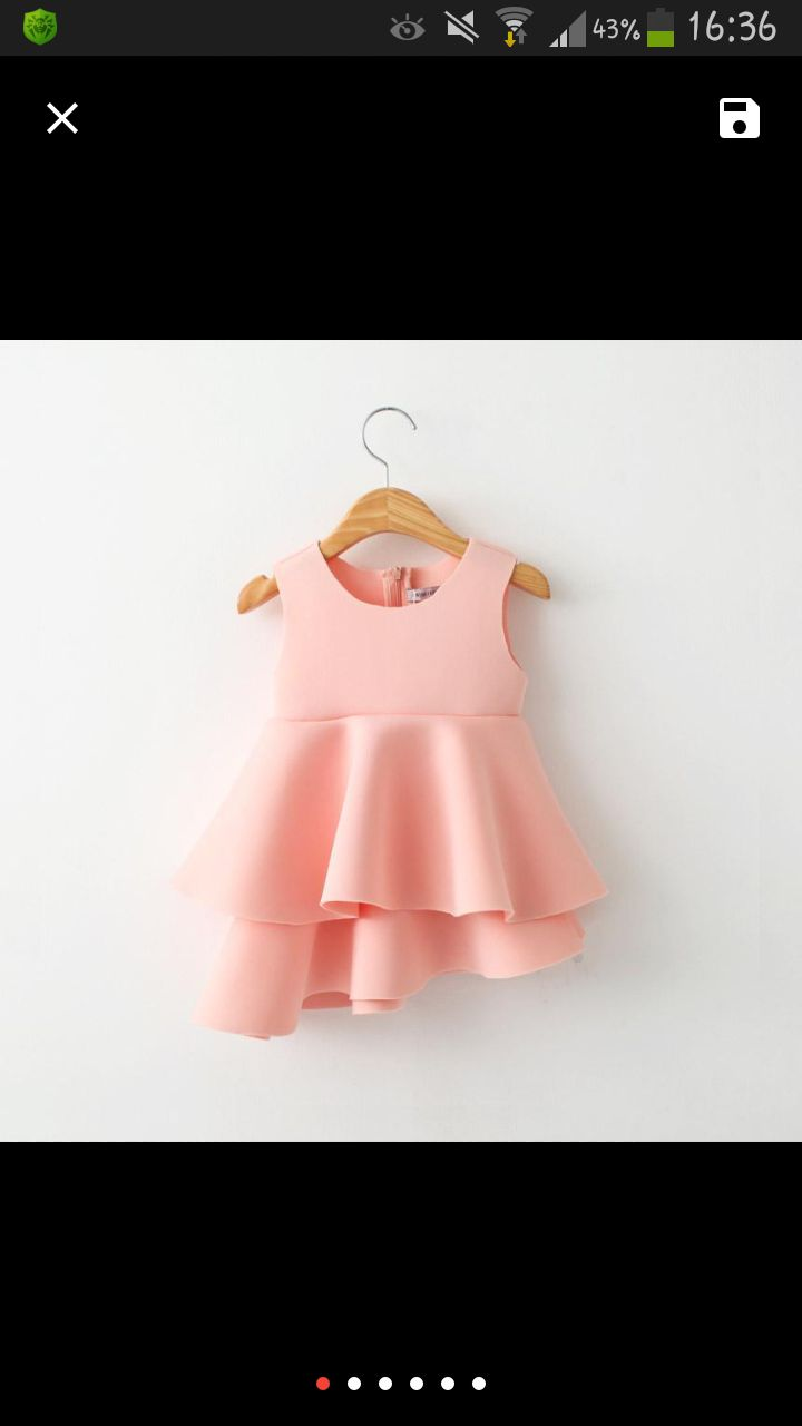 Детские платья – сшить самим быстро и просто. Часть 1  Женские разговоры |