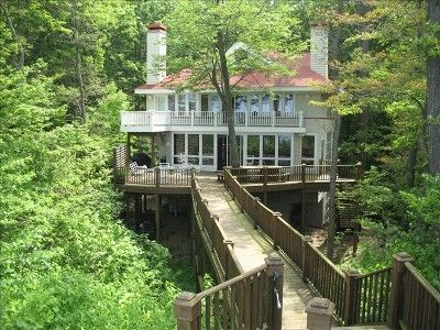 Elegant Stevensville Vacation Rental   VRBO 347910   3 BR Southwest House In MI,  Secluded Michigan