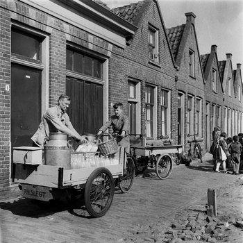 Alkmaar - Henk Jonker, 1954