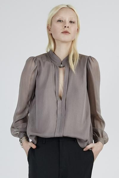 Empire blouse