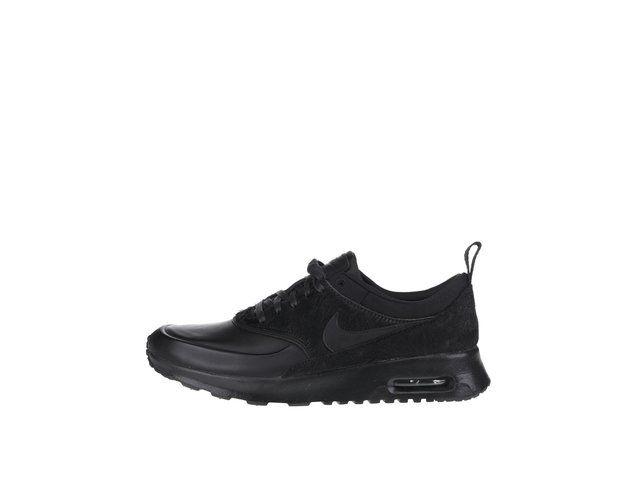 Černé dámské tenisky Nike Air Max Thea Premium 3489 Kč