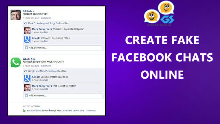 Fake status generator create instagram posts twitter