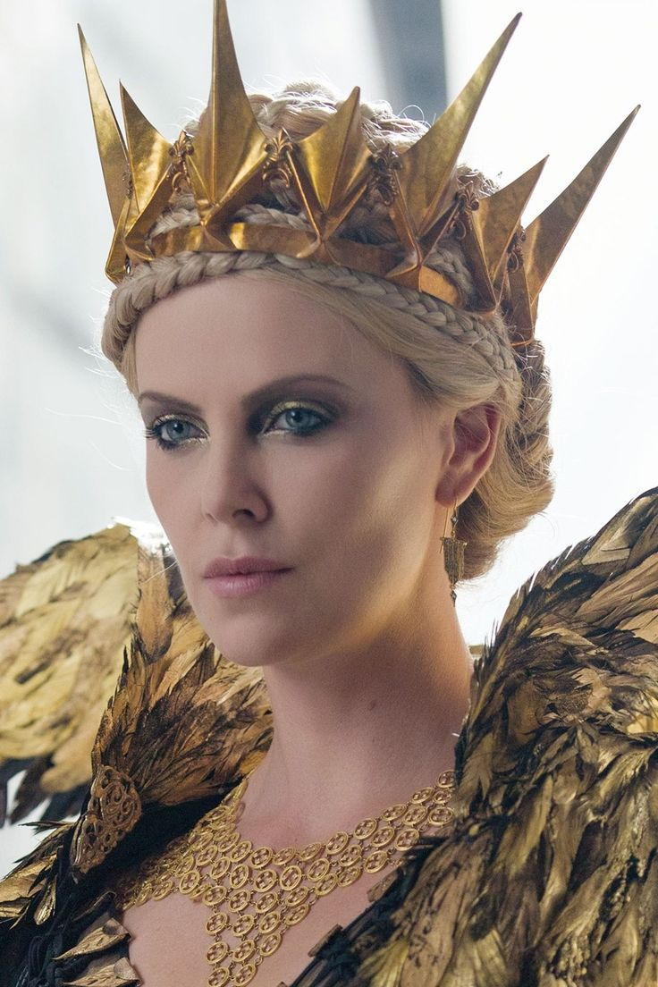 Why we're obsessed with the hair & makeup in The Huntsman: Winter's War