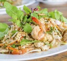 Recette - Salade comme un rouleau de printemps - Notée 4.3/5 par les internautes