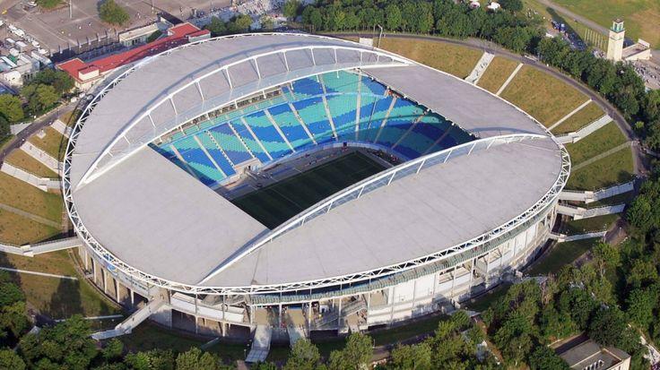 Leipzig Fußballstadion