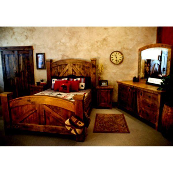 How To Choose Modern Rustic Bedroom Furniture: 429 Best Images About Bedroom Furniture On Pinterest