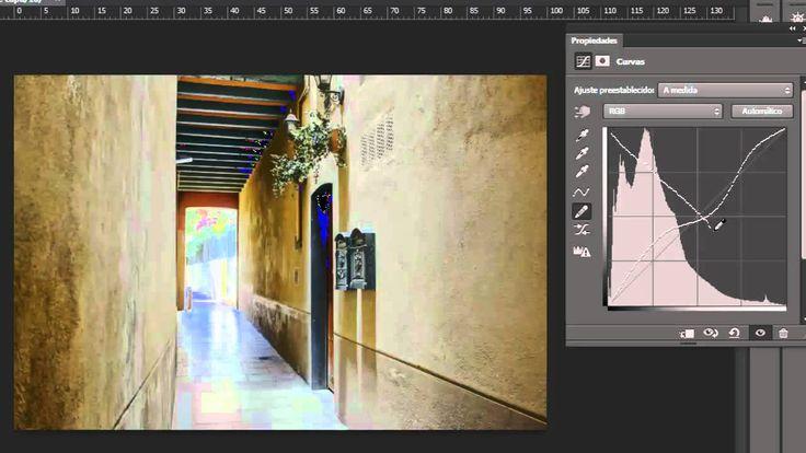 """303 Curvas en Photoshop CS6: Trucos y la herramienta """"Ajuste de destino"""""""