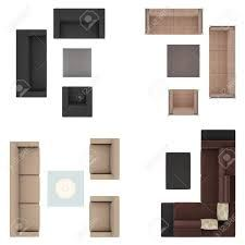 Image result for top view sofas