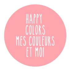 Happy colors by Marilyn & Alexia
