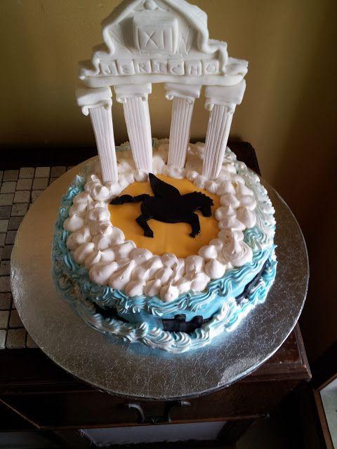 Cake - Percy Jackson