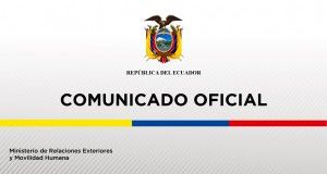 Cancillería ecuatoriana apoya gestiones para repatriación de los restos mortales de Christian Benítez desde Catar - Ministerio de Relaciones Exteriores y Movilidad Humana
