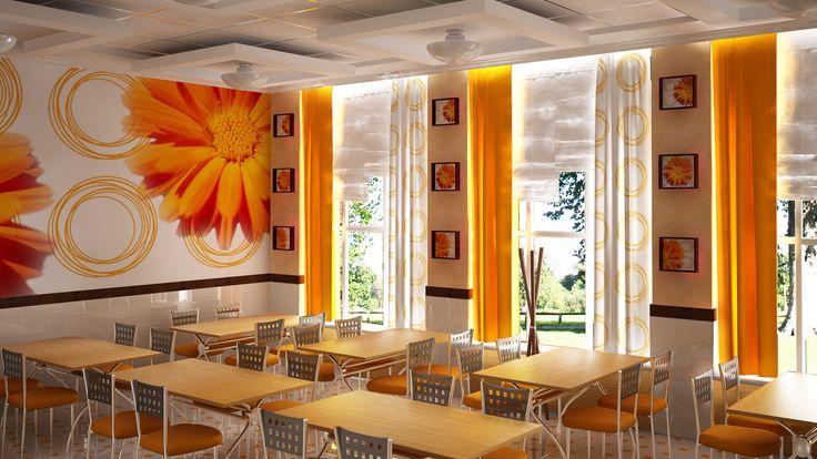 Дизайн и интерьер кафе баров фото
