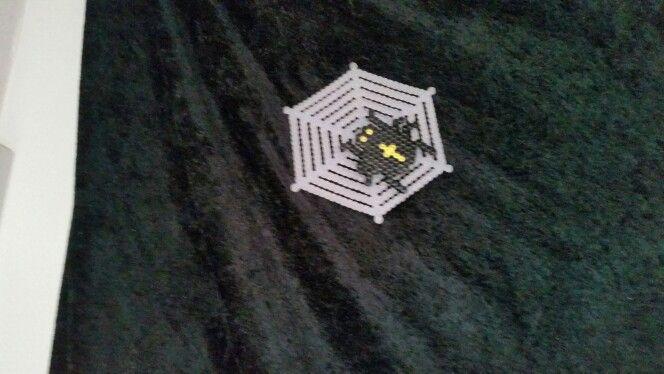 Hansis edderkop og Viktorias spind
