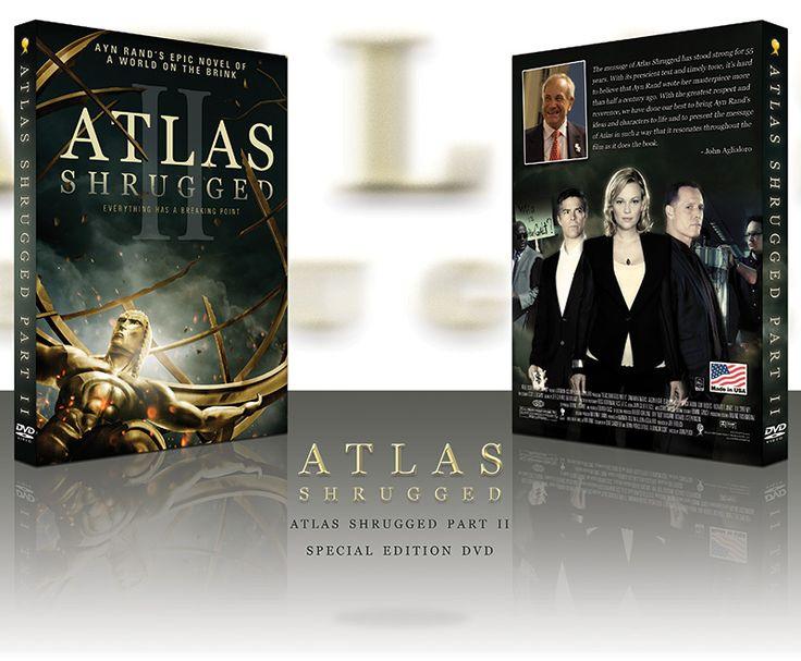 Atlas Shrugged Movie (Official Site) - Atlas Shrugged Part 2 Special Edition DVD