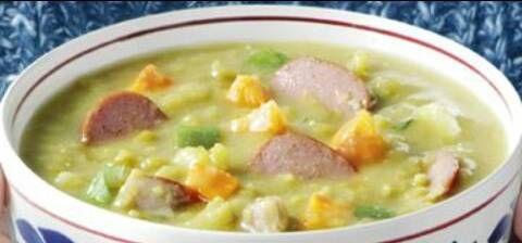 Erwtensoep   Dutch Pea Soup