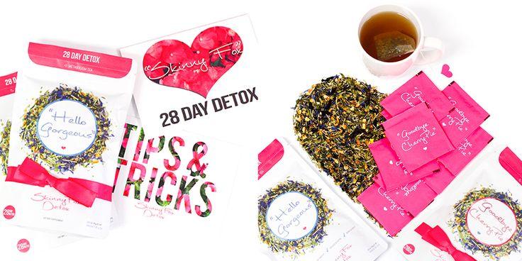 Skinny Fox Detox - 28 Days - Total Body Reboot - SkinnyFoxDetox