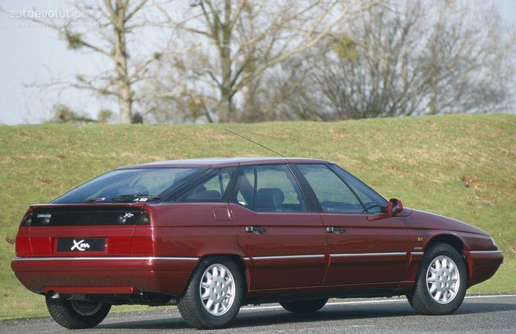 CITROEN XM - 1997, 1998, 1999, 2000 - autoevolution