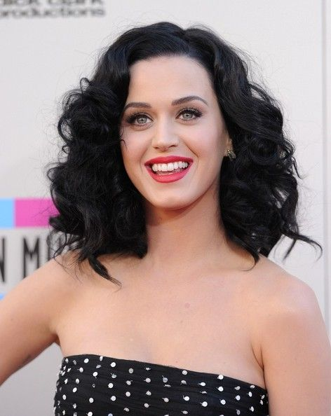 Katy Perry - Arrivals at the American Music Awards