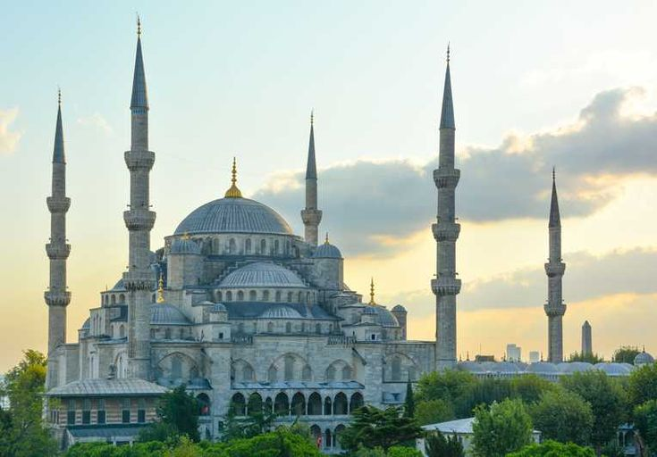 Istanbul: Blue Mosque & Hagia Sophia Small-Group Tour