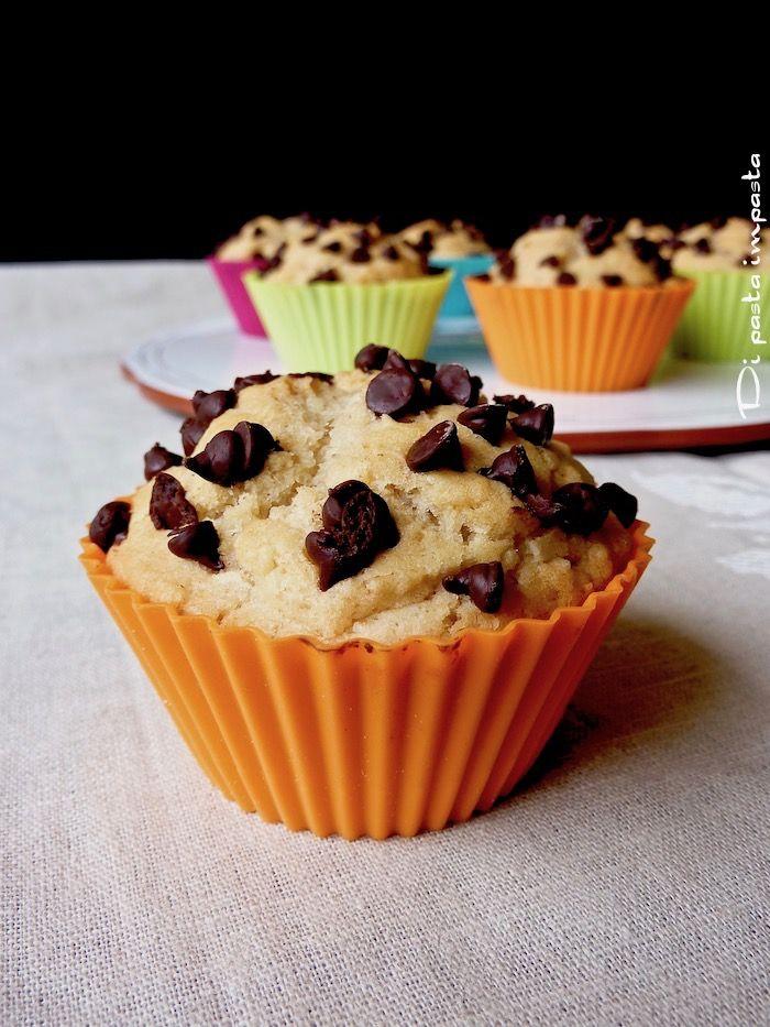 Di pasta impasta: Muffins al cocco con sciroppo d'acero