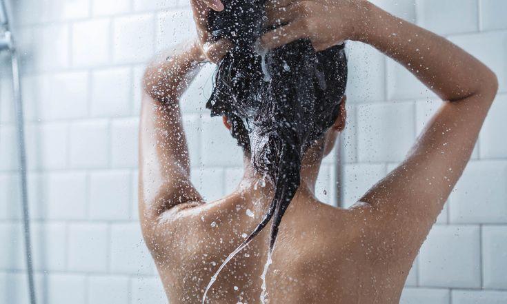 Hartes Wasser Haut