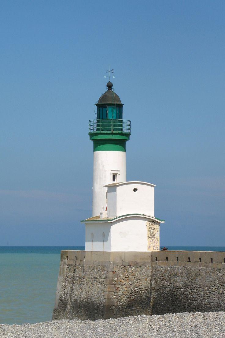 phare du TréportSeine-Maritime France50.064720, 1.368890