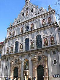 St. Michael (München) – St. Michael Church, Munich, Germany