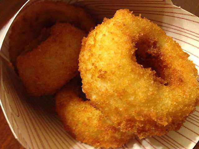Arby S Onion Rings Zomato Food Fast Food