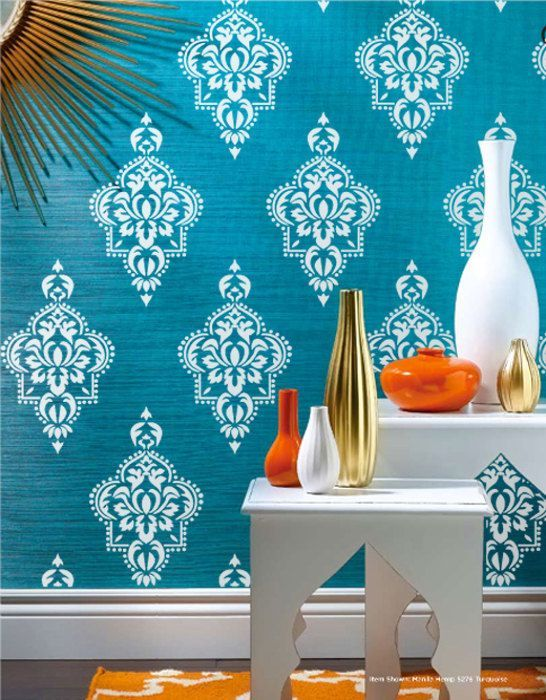Moroccan decal patterns. #Decals #Moroccan.