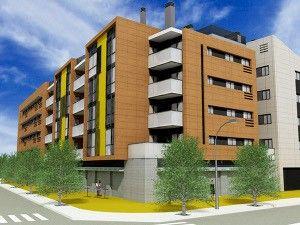 Edificio de 70 viviendas, Castelldefels / AMSA Arquitectura
