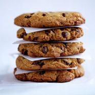 Neiman Marcus chocolate chip recipe, right off of the Neiman Marcus website... they are pretty good