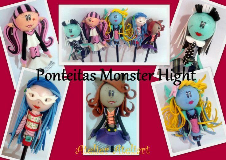 Ponteiras Monster Hight