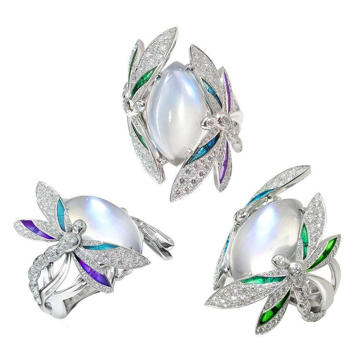 301 best HighEnd Jewelry Designers images on Pinterest Autumn