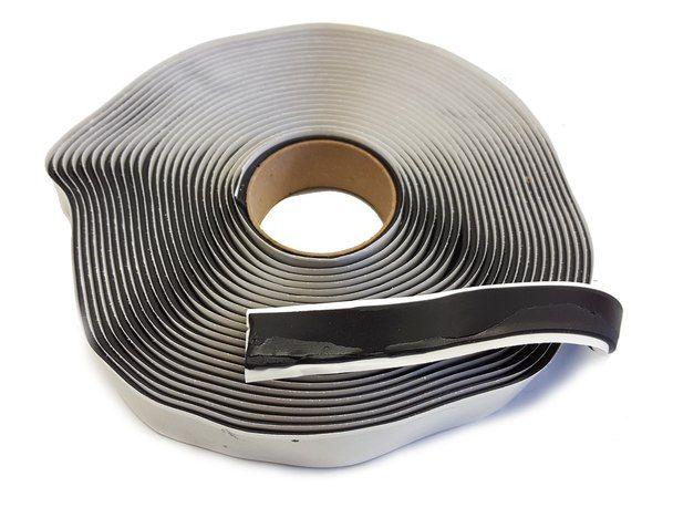 Heng S 5031 Multi Purpose Putty Seal Tape 3 4 X 30 Ft Black Sealing Tape Water Heater Maintenance Multi