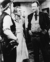 """John Wayne - James Stewart - Lee Marvin in """"The Man Who Shot Liberty Valance """" (1962) - directed by John Ford. Lee Marvin steals the show!"""