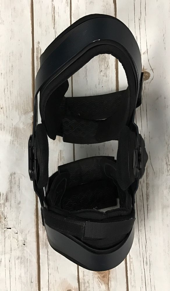 Donjoy Knee Brace Xl Hinged Straps Clip In Back ACL mCL PCL Support Arthritis  | eBay