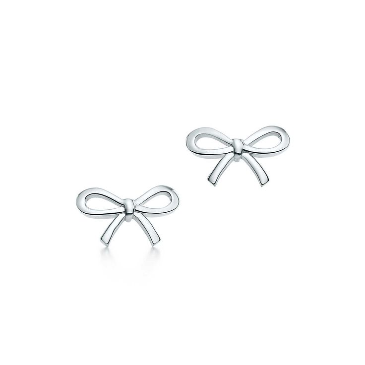 Tiffany Bow:Earrings $175