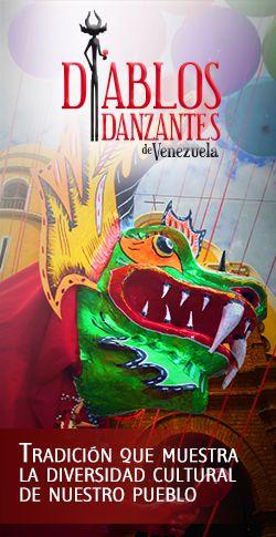 Diablos Danzantes de Venezuela. MINTUR