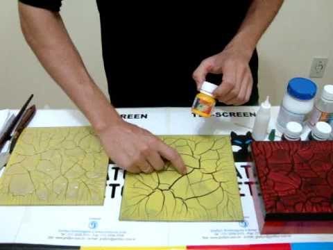 Aprenda a técnica de pintura cloisonne! - YouTube