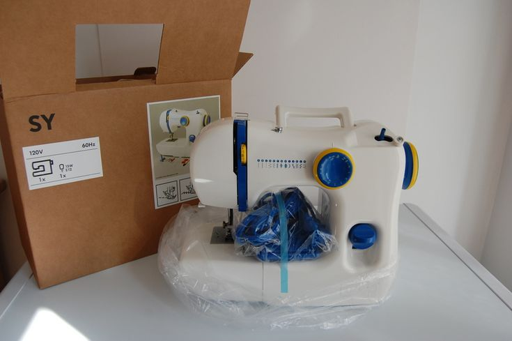 I went to IKEA and left with a sewing machine - A review of IKEA's SY sewing machine and a humorous look at what it's like to use a sewing machine for the first time ever in your life. www.northstory.ca