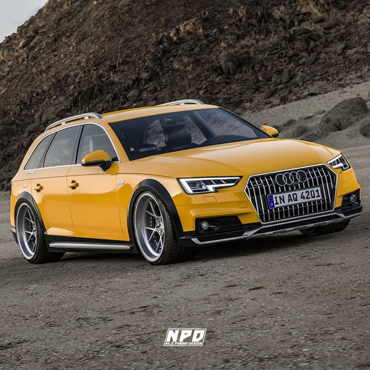 "Camp allroad auf Instagram: ""Its official. The #B9 #allroad is a winner 