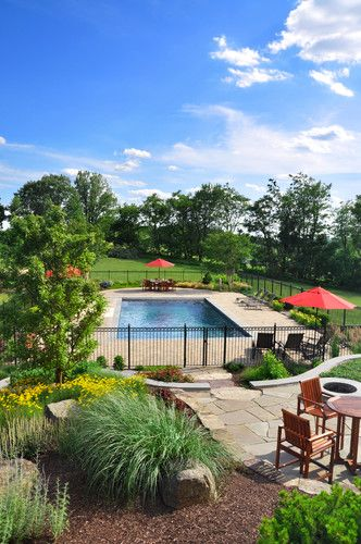 Pool Fenced Pool Design, Pictures, Remodel, Decor and Ideas - page 6