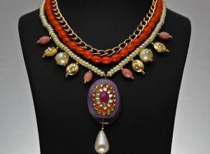 fashion accssories-neck piece