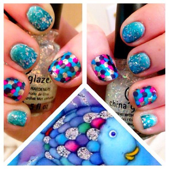 Rainbow Fish (にじいろのさかな)Mani!