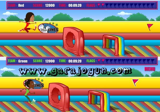 Bayrak Koşusu isimli oyunu oynayarak stres atmaya ne dersiniz ?  http://www.garajoyun.com/bayrak-kosusu.html