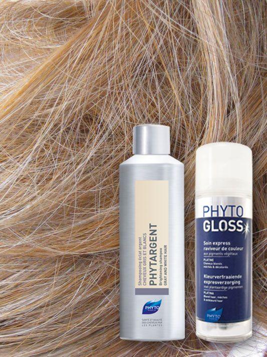 Τέλος στο κιτρίνισμα των ξανθών μαλλιών!!! Τα μαλλιά με Ανταύγειες ή βαφή βρήκαν το απόλυτο μυστικό ομορφιάς & λάμψης σε δύο μόνο κινήσεις! 1η κίνηση, το θαυματουργό σαμπουάν Phytargent! Τα μαλλιά ξαναβρίσκουν την απαλότητα και τη φυσική λάμψη τους. 2η κίνηση, η χρωμομάσκα Phyto Gloss Platine για πλατινέ ανταύγειες που θα ξαναζωντανέψει και θα διατηρήσει το χρώμα στα μαλλιά σας, προσφέρει εξαιρετική λάμψη & θρέψη σαν να κάνατε ενυδατική μάσκα!   Φωτογραφία:ttp://www.toyboxphilosopher.com