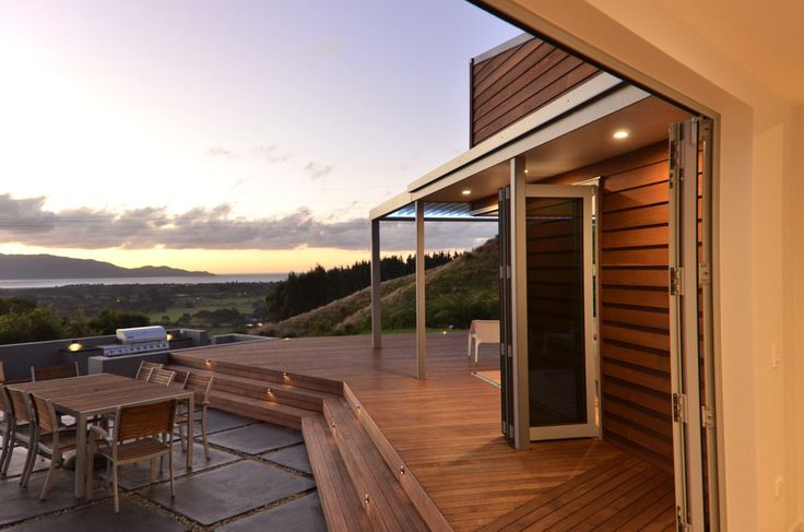 An eco-friendly designed by Ben Gilpin from Gil-plans Architecture #ADNZ #architecture #ecofriendly